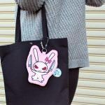 【ワンフェス先行販売ガルパングッズ】ウサギさんチームパスケース!