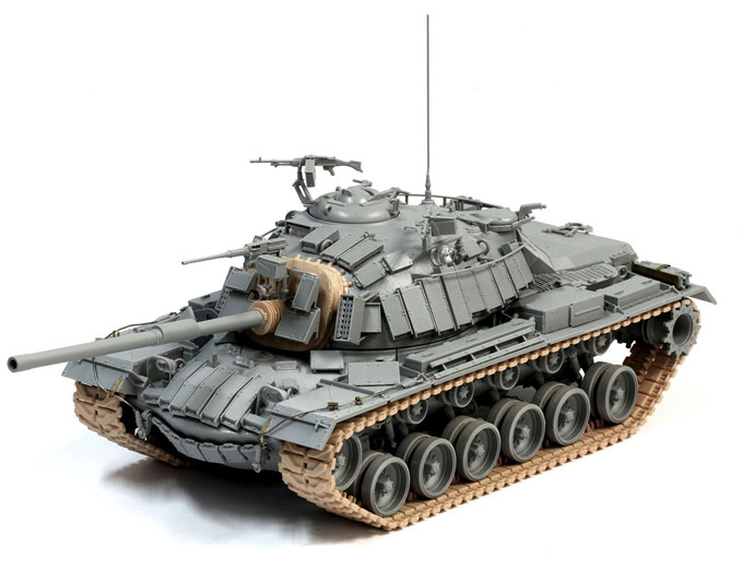 ドラゴン 1/35 イスラエル国防軍 IDF マガフ ERA(爆発反応装甲/リアクティブアーマー)装備型
