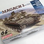 中東戦争50周年記念アイテム イスラエル国防軍 マガフ ERA装備型のサンプル到着!