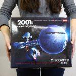 2001年宇宙の旅 ディスカバリー号 生きててよかったとしみじみ思えるプラモデルキット