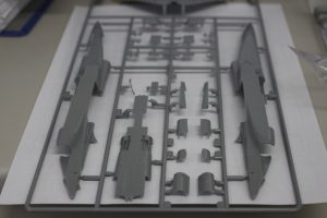 FS-T2改の機首ランナー