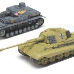 【静岡ホビーショー 新製品】手のひらサイズのガルパン戦車!てのコレ新製品! #garupan