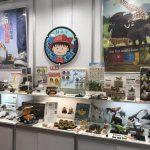 【プラッツ 物販情報】マンホールグッズから盆栽まで、大人気商品が目白押し! 東京おもちゃショー2019