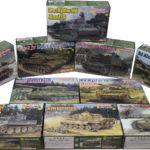 戦車ファン注目! ドラゴン 1/144 ミニアーマーシリーズいよいよ発売!