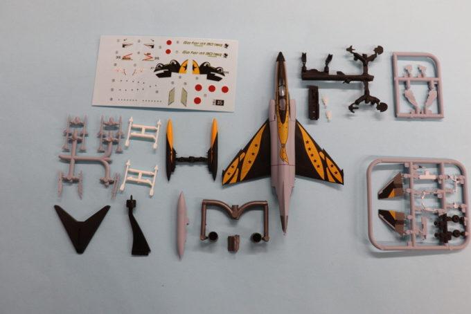 ウイングキットコレクション F-4ファントムII ファイナルスペシャル