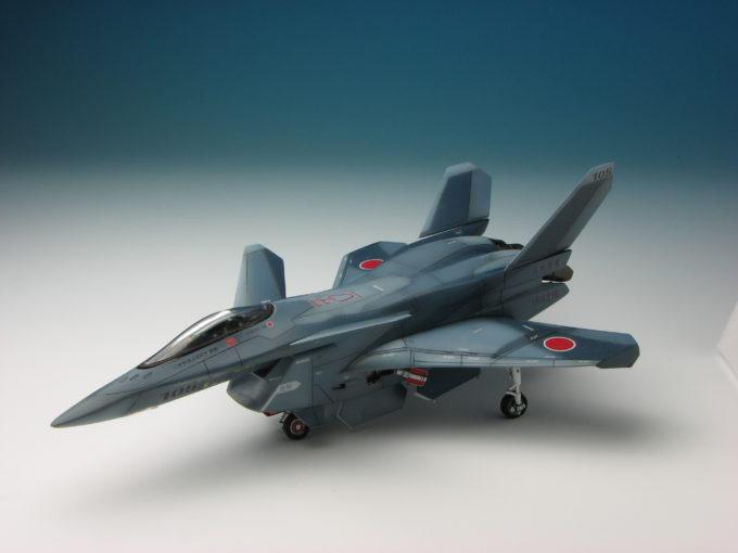 1/72 戦闘妖精雪風 日本海軍 F/A-27C